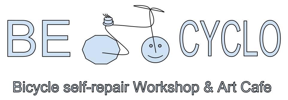 BE-CYCLO Bicycle self-repair Workshop & Art Cafe