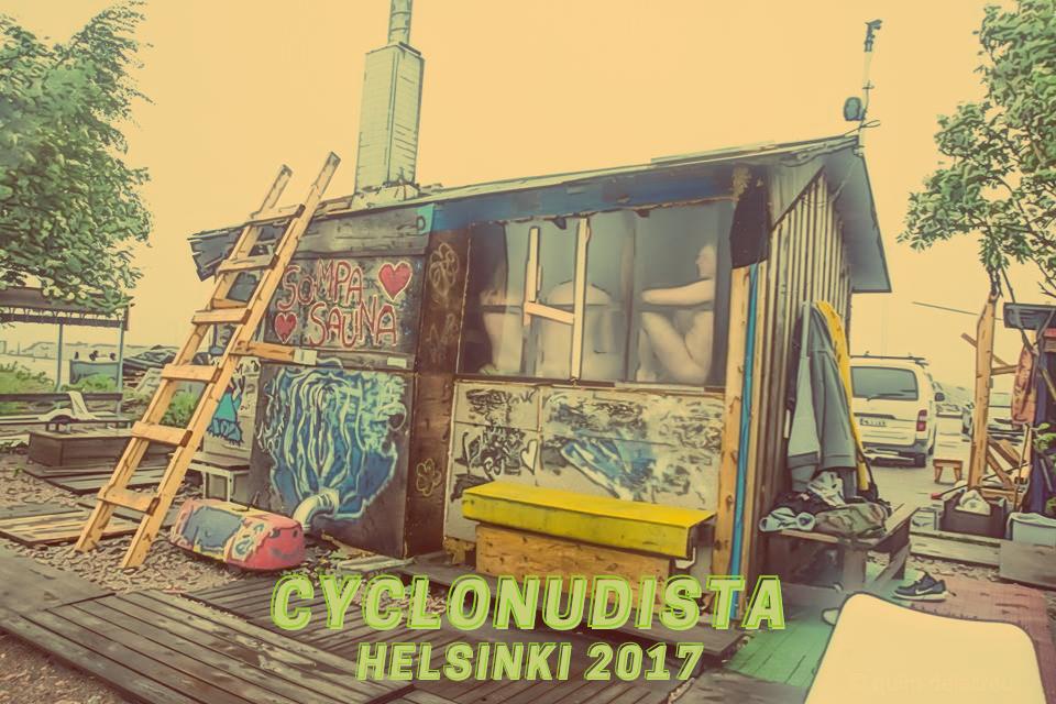 World Naked Bike Ride Helsinki  Cyclonudista WNBR 2017